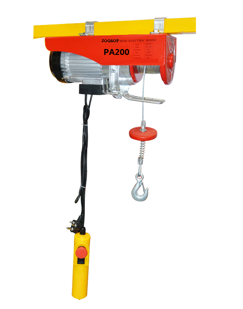 mini Electric Hoist PA200