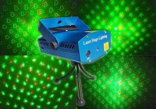 High quality M150 cheap mini party laser disco lights 4 in 1 mini laser stage Christmas light