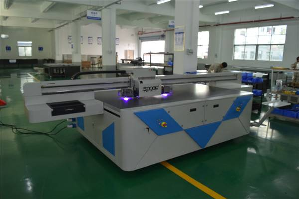 hot sale large size MDF board machine uv wooden sheet uv printer For Free professional RIP software