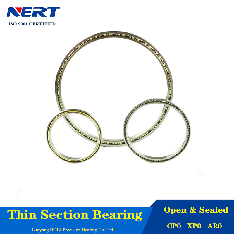 KC100XP0 Super-thin section ball bearings/ Precision robot joint bearings KC100XP0 Constant section