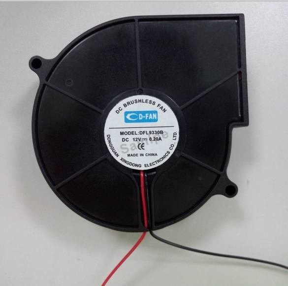97x97x33mm 9733 12v 24v DC Blower Fan
