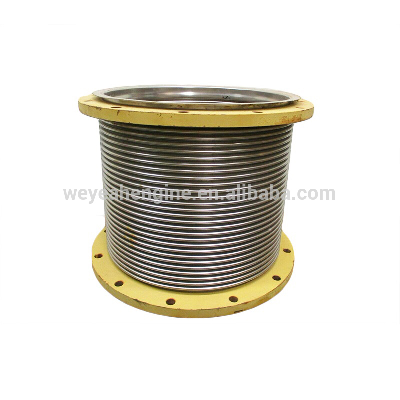 Exhaust bellows/expansion joint 207-1332 2071332 for 3412 G3508 G3512 G3516 G3520 engine
