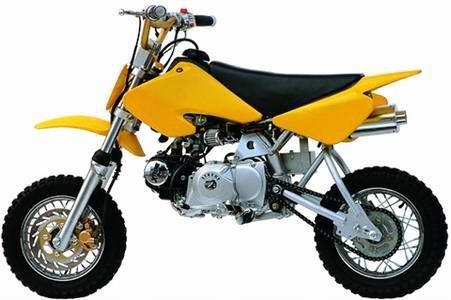 110GY Dirt Bike
