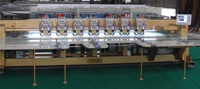 Tai Sang Sequin Embroidery Machine 607