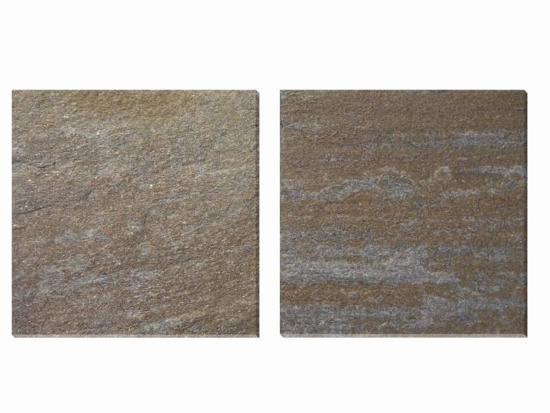 Rusty quartzite stone tile ZF1308E
