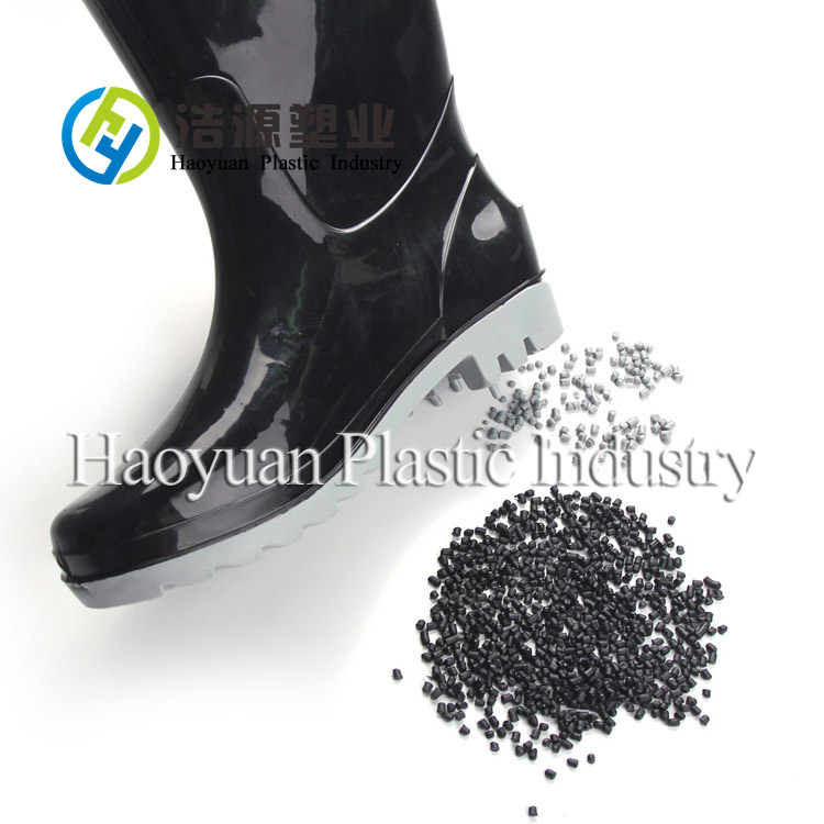 100% virgin PVC compounds for footwear