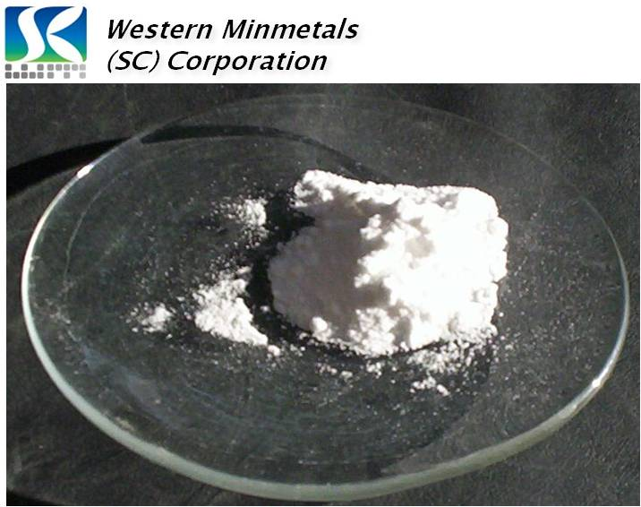 Yttrium Oxide at Western Minmetals