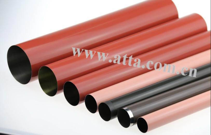 Metal fuser film sleeves for Canon , hp , Brother, Lexmark