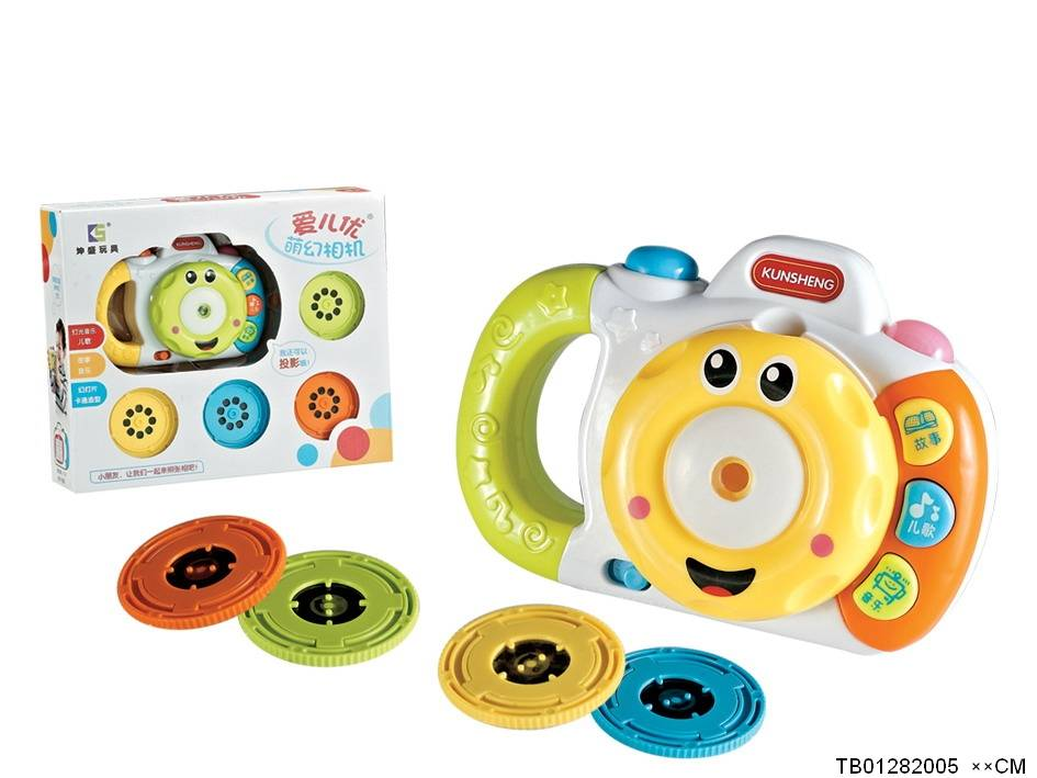 Hot sale Baby Play Camera with Music