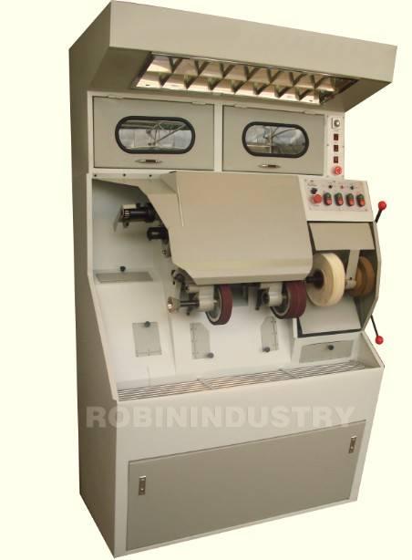 RC-02C Shoe Repair Finisher Machine