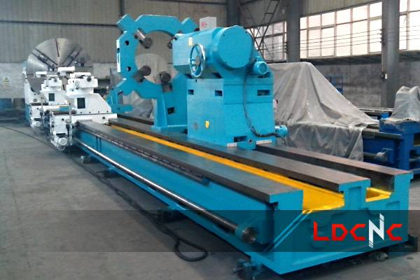 direct selling CK61160 heavy duty CNC lathe machine
