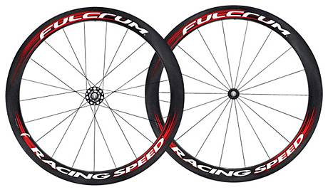 Fulcrum Racing Speed Carbon Tubular Wheelset