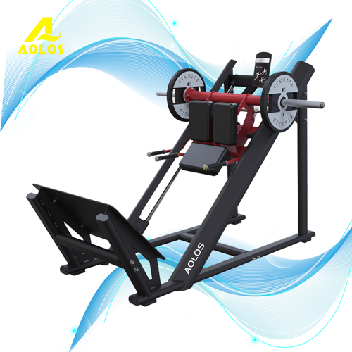 Fitness equipment-linear hack squat machine,squat fitness equipment,best gym machines for glutes