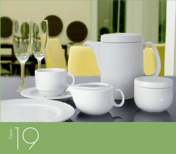 Porcelain Dinnerware (P19)