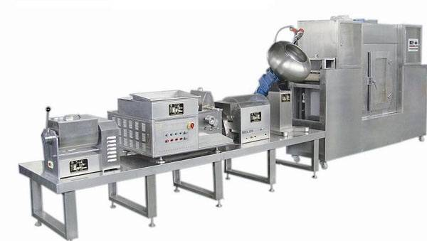 Series of Boxing Microwave Sterlizing & Drying Equipment