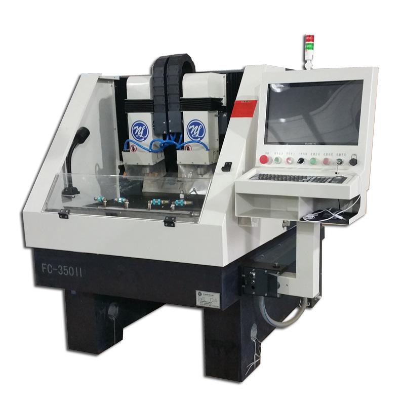 Tempered glass making machine