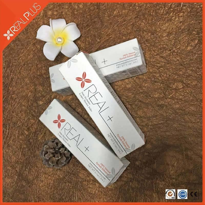 2016 New arrival cosmetics REAL PLUS eyelash enhancer essence