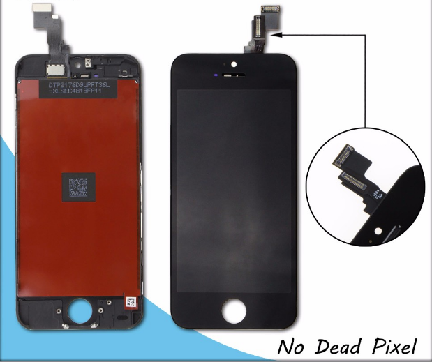 lcd replacement touch screen for iphone 5 5c 5s