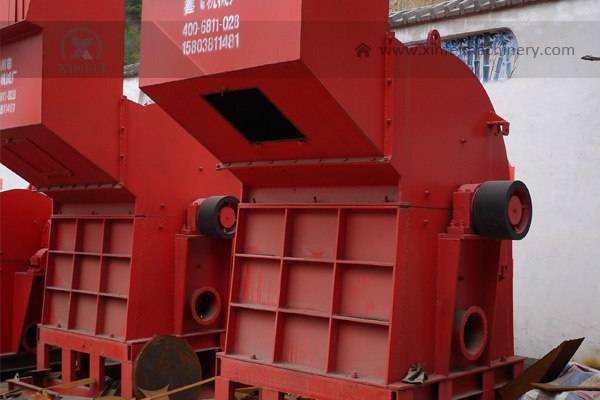 Iron Sheet Crusher