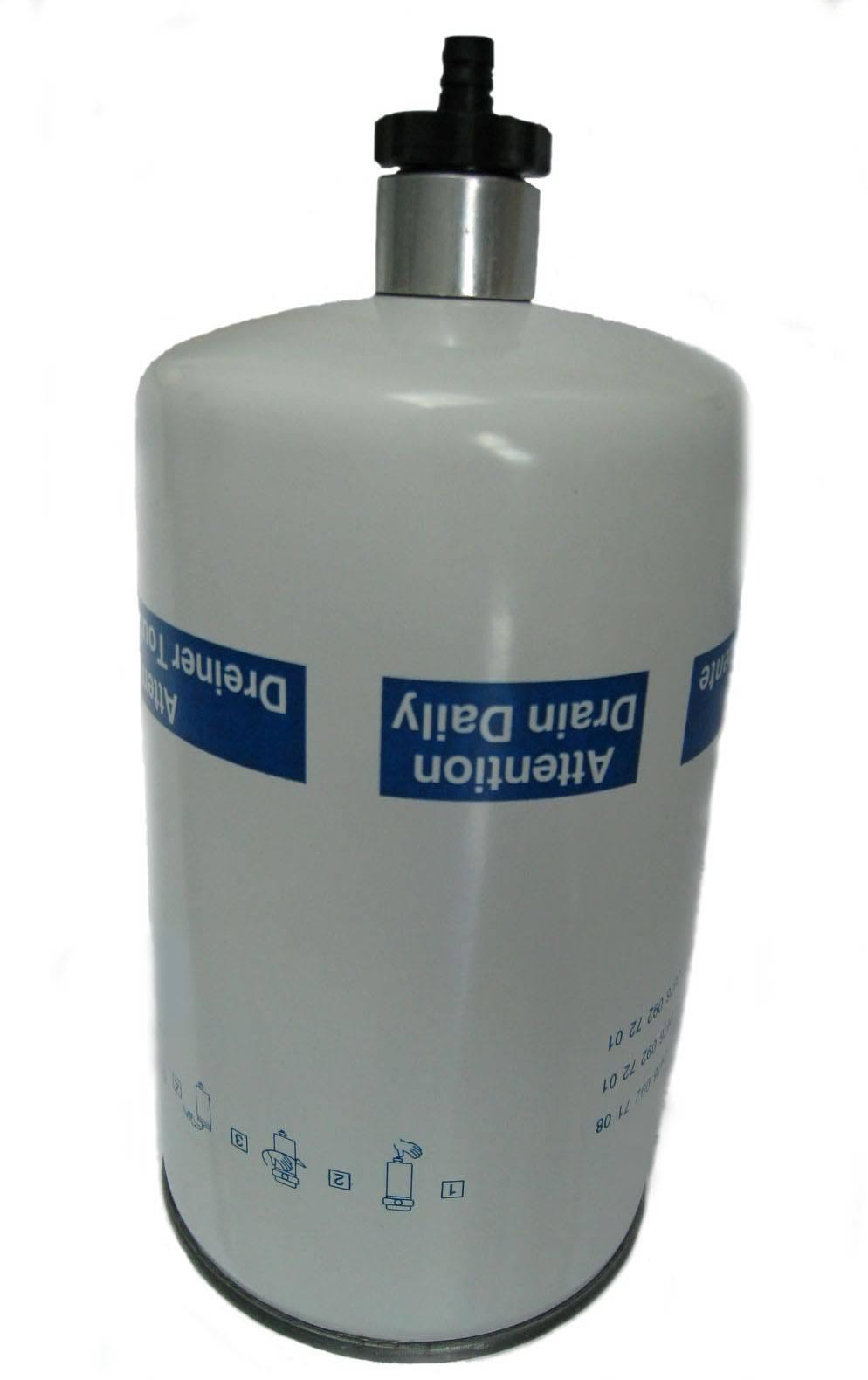 water fuel separator