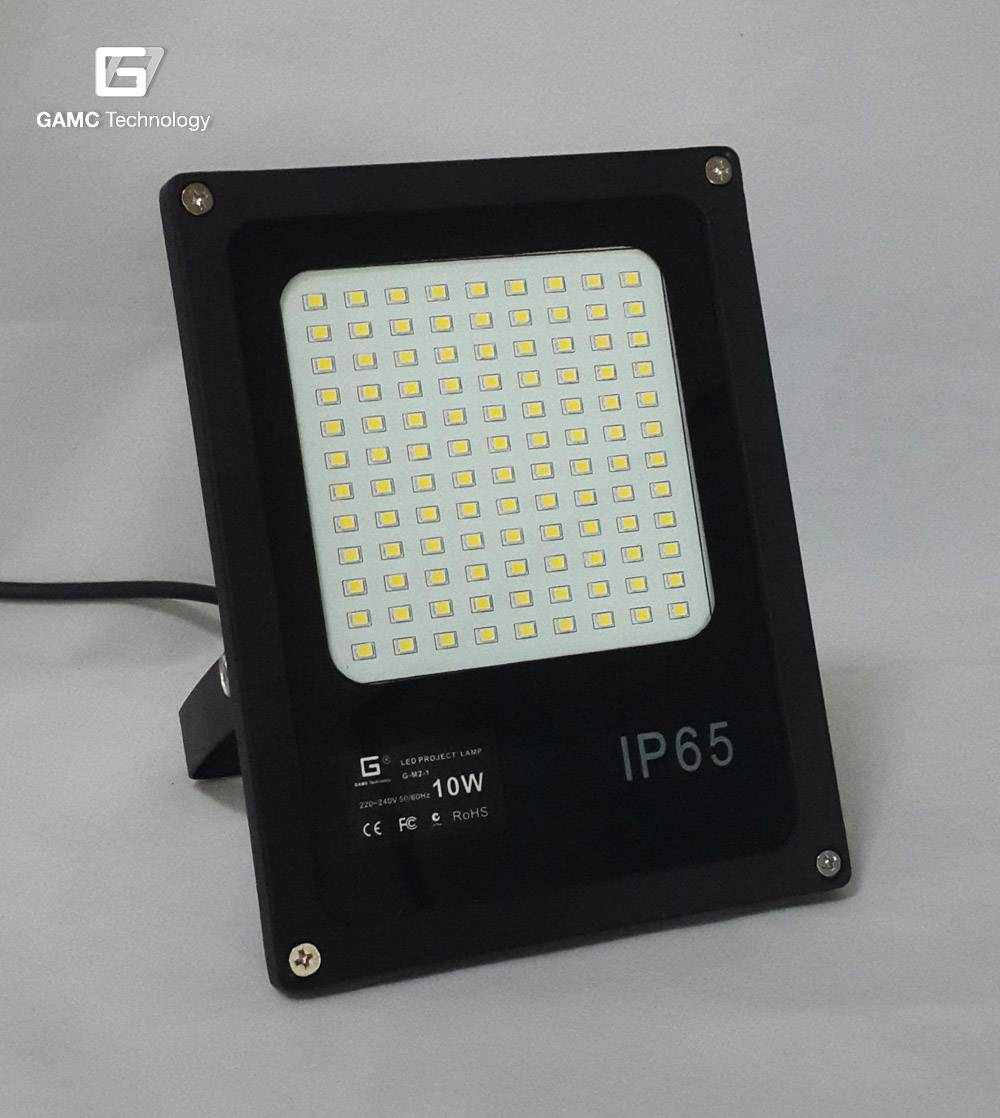 GAMC High Light Efficacy 8W Outdoor LED Floodlight