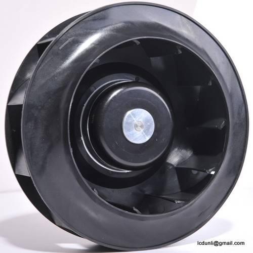 EC centrifugal fan