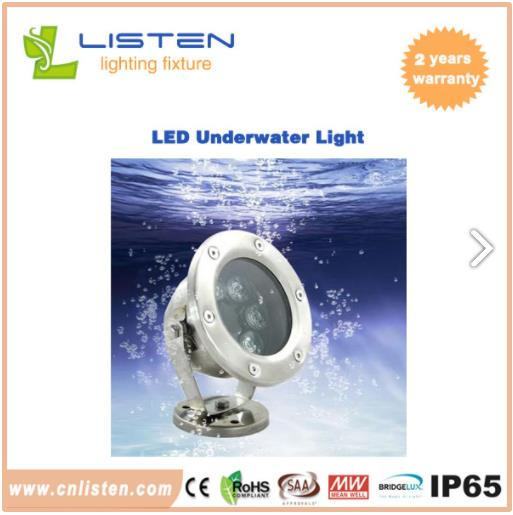 IP68 Waterproof LED Underwater Light - Listen Technology Co., Ltd.- led lighting manufacturer
