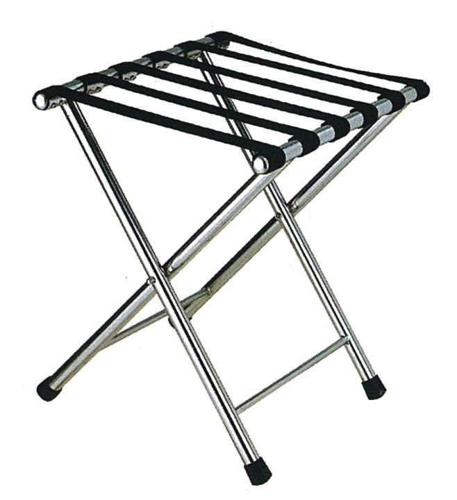 Stainless steel Luggage rack ,Luggage rack, luggage rack for hotel guestroom