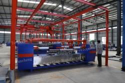 rotogravure cylinder electroplating production line