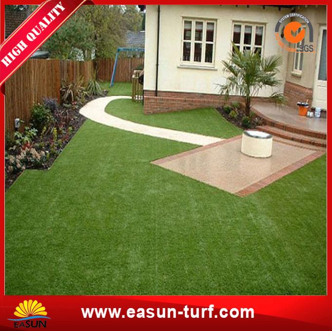 Customize kindergarten landscaping grass carpet artificial lawn-AL
