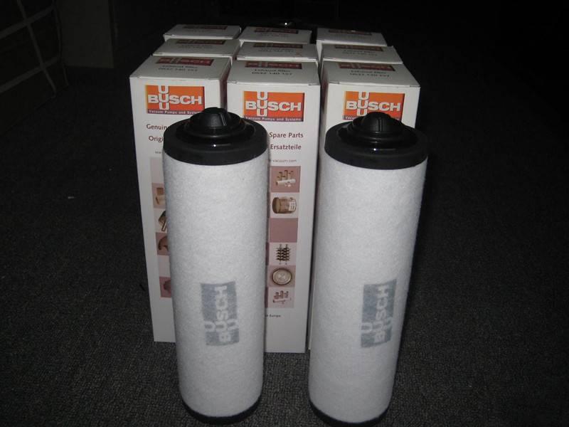 0532140153 Busch exhaust filter
