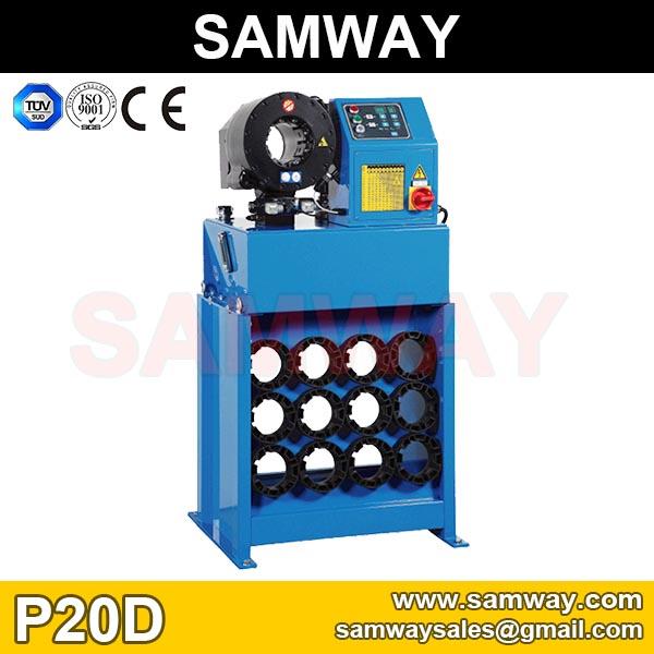 samway P20D Crimping Machine