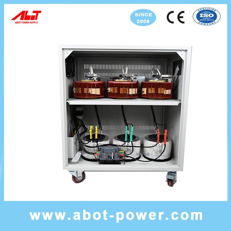 ABOT For Laser Machine Stabilize Voltage with CE Voltage Regulator Three Phase