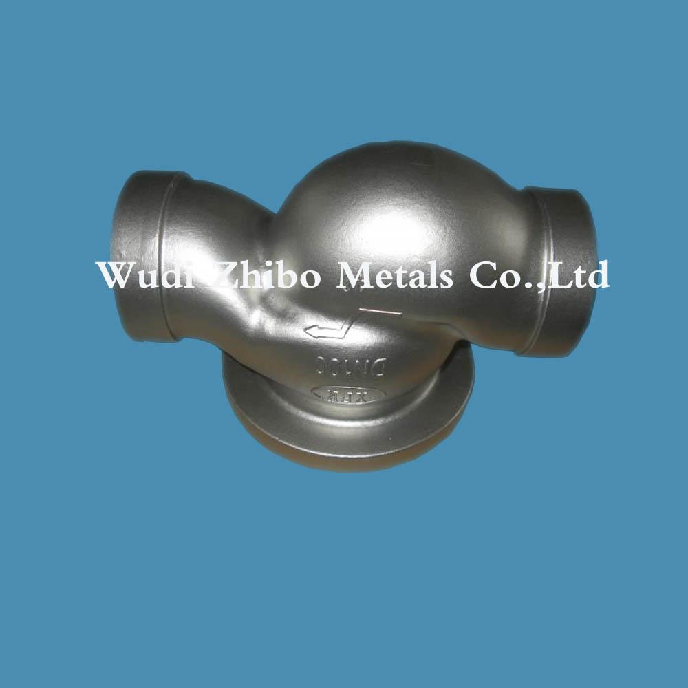 Custom Irregular Shape Stainless Steel Metal casting fitting