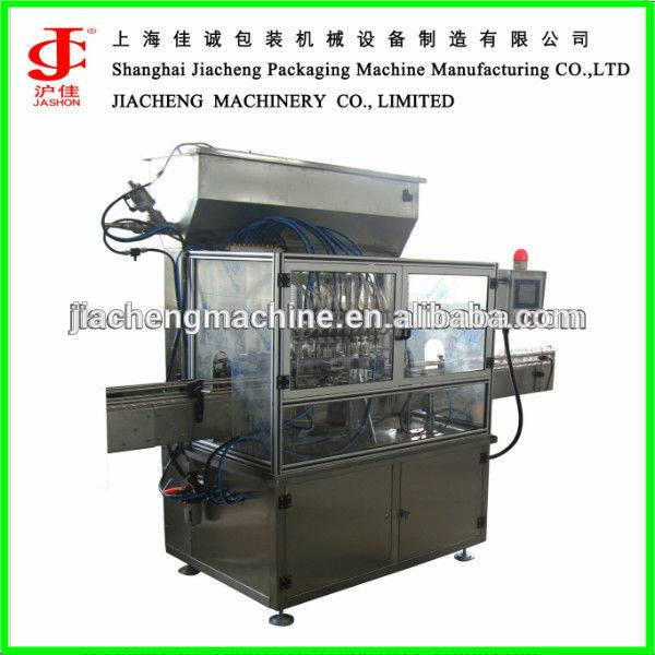 Hot sale automatic pesticide filling machine