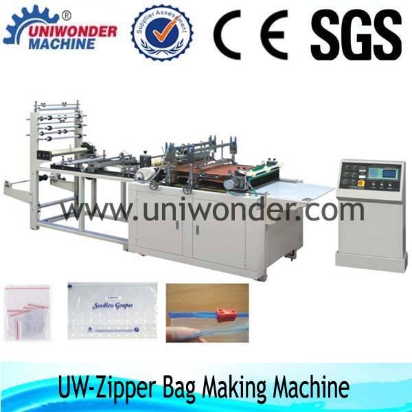 Zipper Bag Making Machine