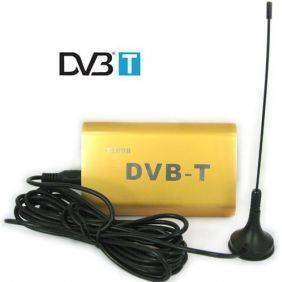 DVB-T Low Power Consumption Wireless Receiver with 20Hz ~ 20KHz Frequency Range