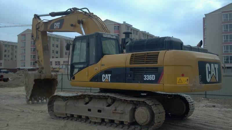 Used cat 336d excavator