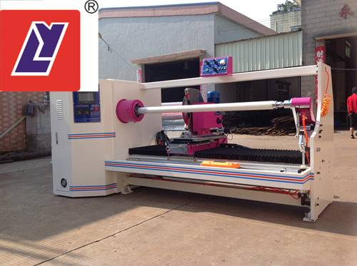 Fully Automatic Single Shaft Cutting Machine