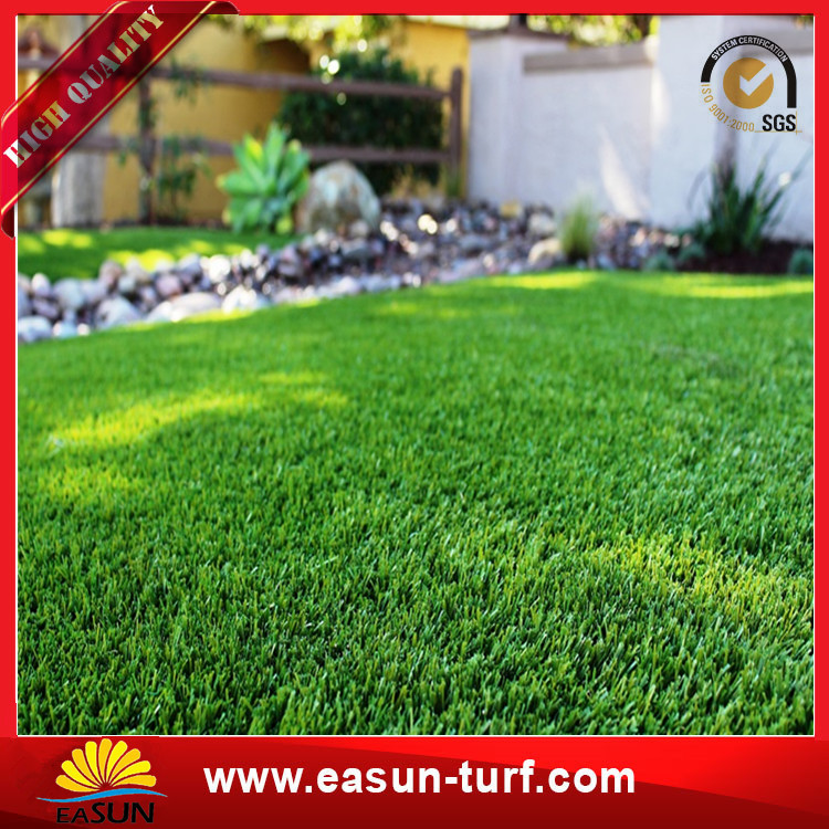 Professional cheap prices football and decorative artificial grass turf grass-Donut