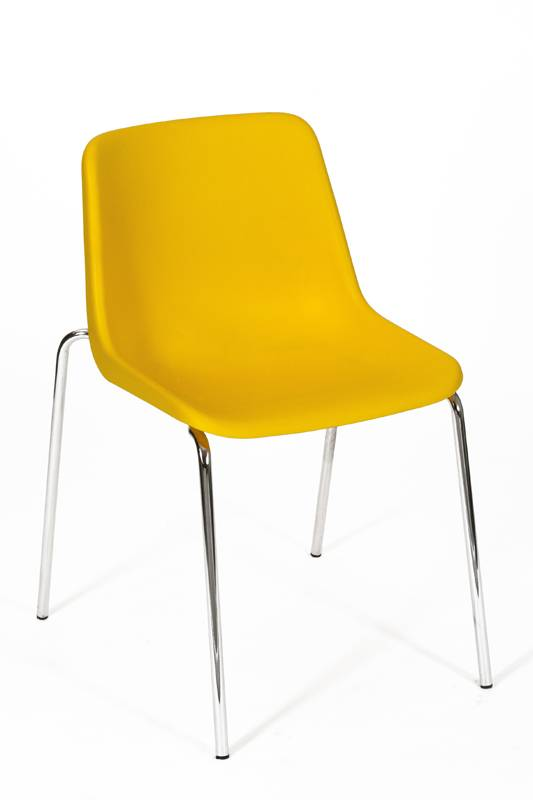 Plastic CHAIR CREMONA - Guest chairs - plastic office seats