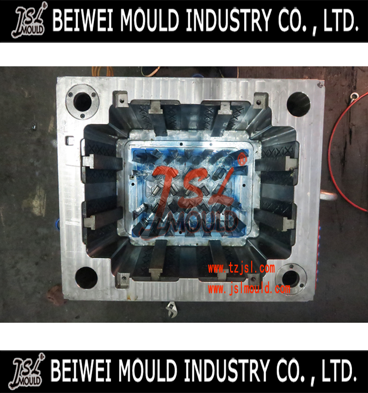 24 Bottle Beer Crate Box Mould