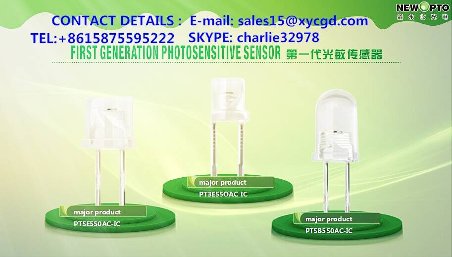 Everylight alternatives----------environmentally light sensor(SGS & ROHS)-----NEW OPTO