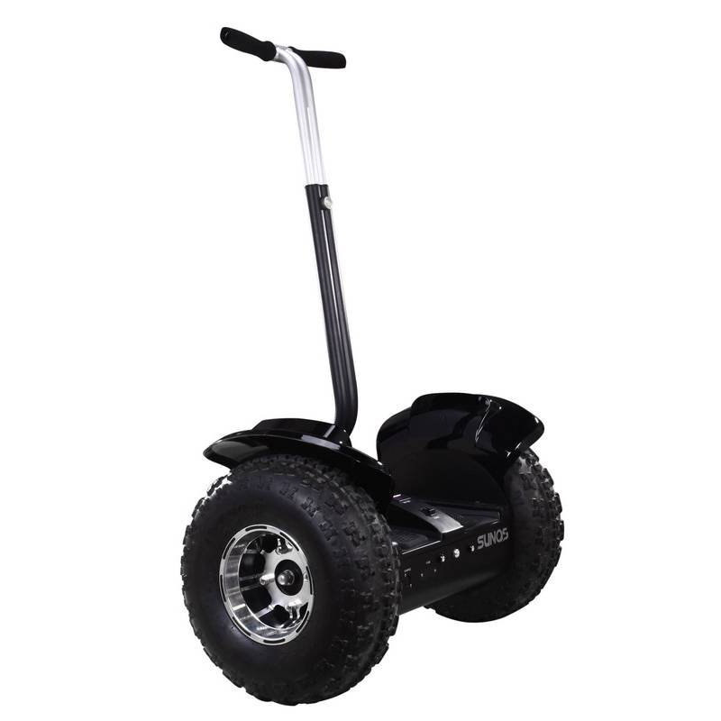 2 Motors Double Wheel Scooter/Off Road Self Balancing Standing Up Electric Scooter