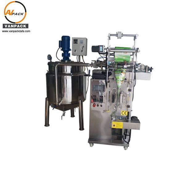 Automatic 80 Centi-degree Liquid Packing Machine