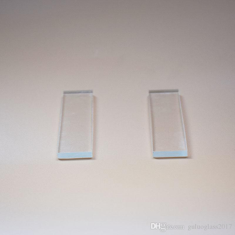 20x80x5mm quartz sheet, high temperature quartz glass sheet, high purity optical quartz chip, can be