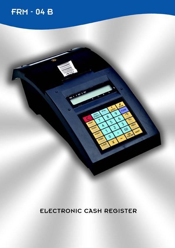 Fiscal Cash Register FRM04 / MECR II