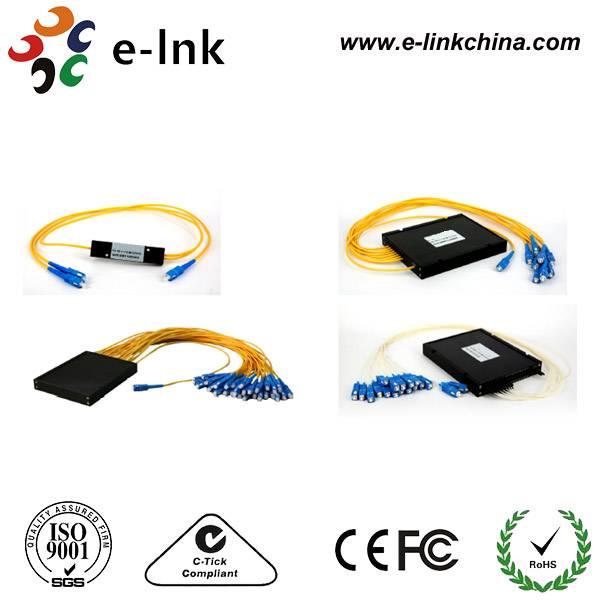 1xN Bare Fiber PLC Splitter