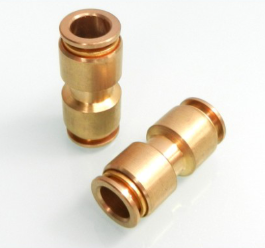 Brass quick coupler Pneumatic fittings brass fitting quick release connector