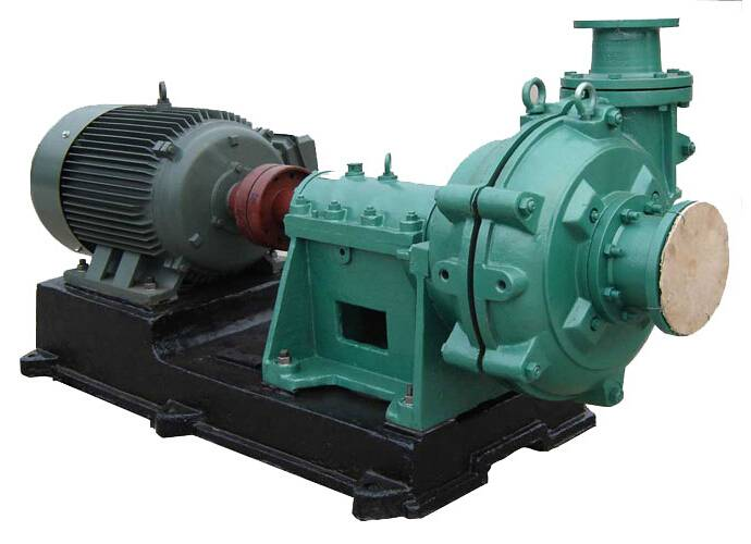 ZJ Single-Stage Centrifugal Sludge Water Pump For Sale